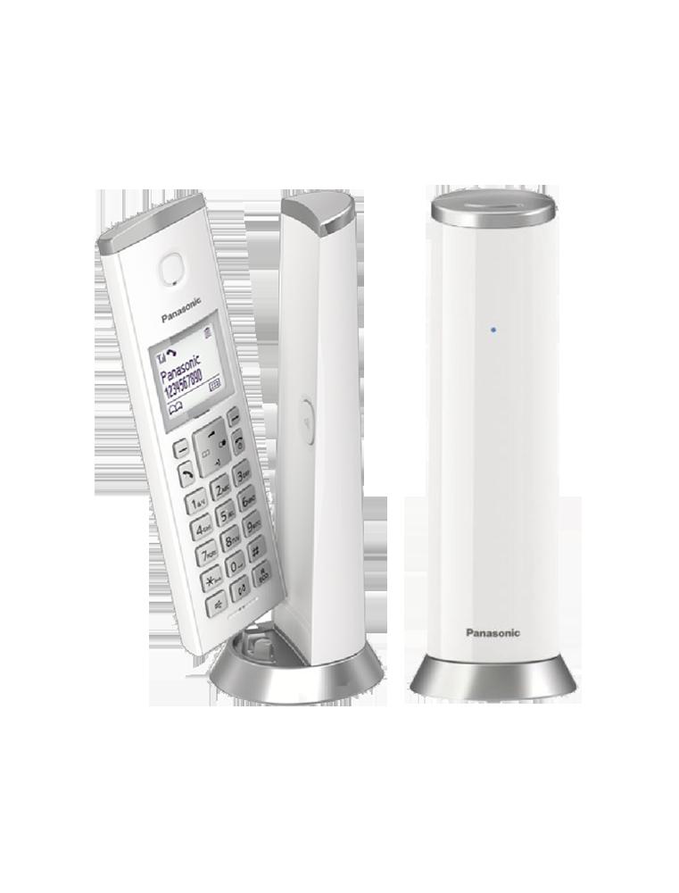 Teléfono Panasonic KX-TGK212SPW Dúo