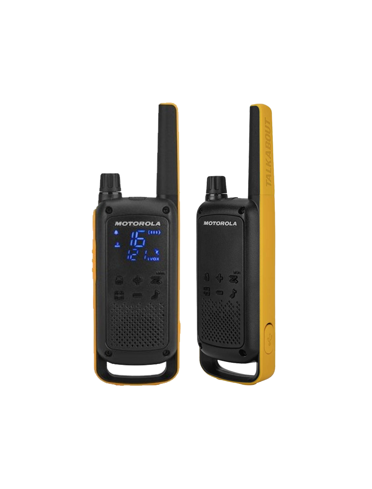 Walkie Motorola Talkabout TLKR T82EX