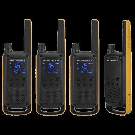 Walkie Talkabout Motorola TLKR T82EX QUAD
