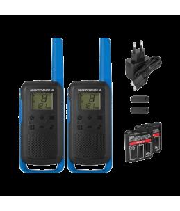 Talkabout TLKR T62 Azul de Motorola