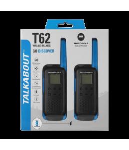 Embalaje Motorola TLKR T62