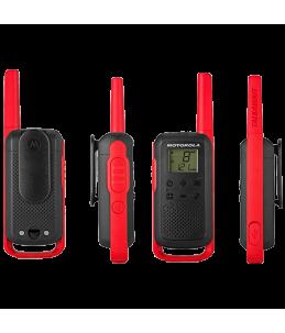 Motorola TLKR T62 Rojo
