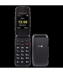 Teléfono Doro Primo 401 Negro