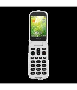Teléfono Doro 6050 Grafito/Blanco