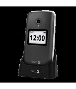 Teléfono Doro 2424 Gris