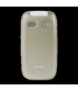 Teléfono Doro 6030 Dorado