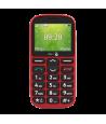 Teléfono Doro 1361 Rojo