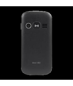 Teléfono Doro 1361 Negro
