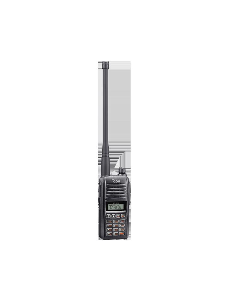 Walkie Icom IC-A16E con Bluetooth
