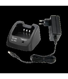 Cargador Icom BC-160 para Walkie Icom IC-F4032S / IC-F3032S