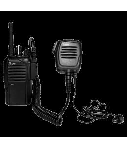 Microaltavoz Icom HM-159LA