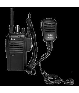Microaltavoz Icom HM-158LA