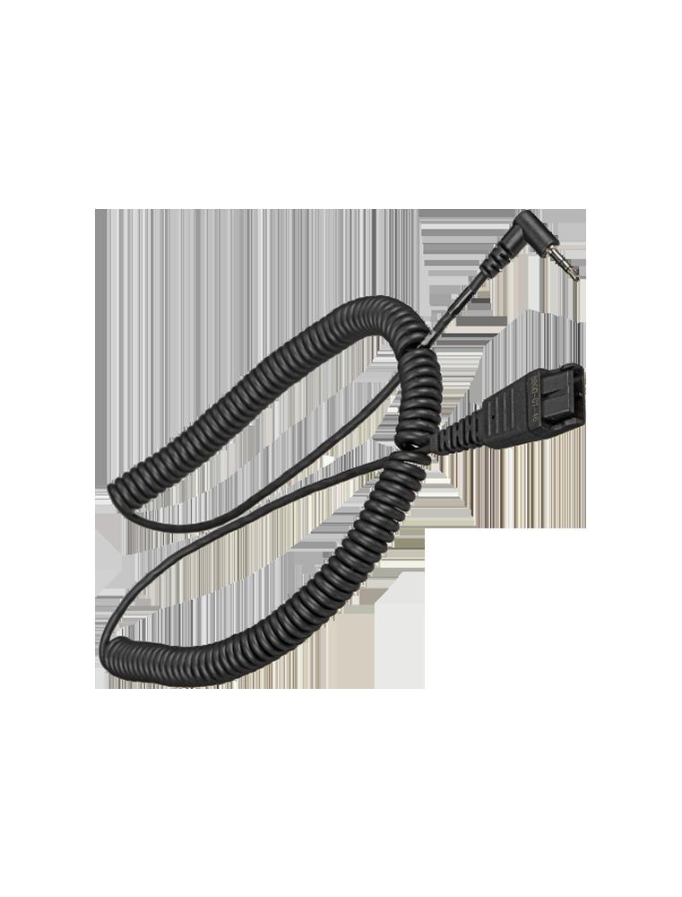 Cable conexión GN Jabra QD/Jack 2,5