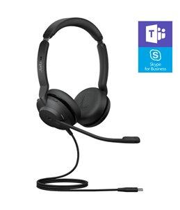 Auricular Jabra Evolve2 30 USB-C MS Estéreo