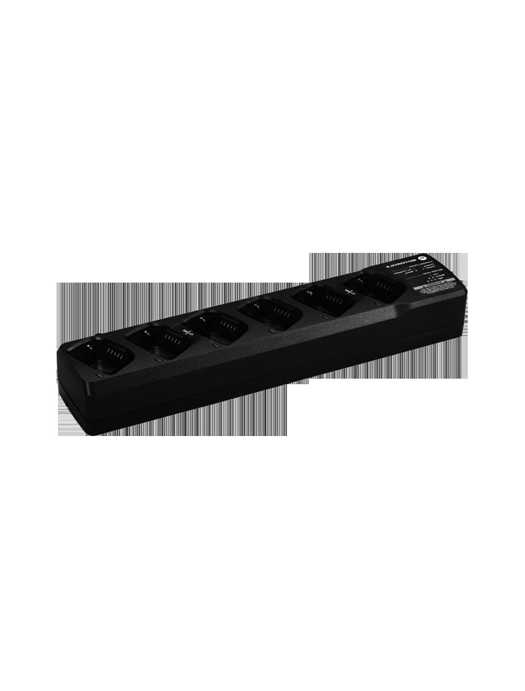 Cargador Motorola PMLN6385A para 6 Baterías