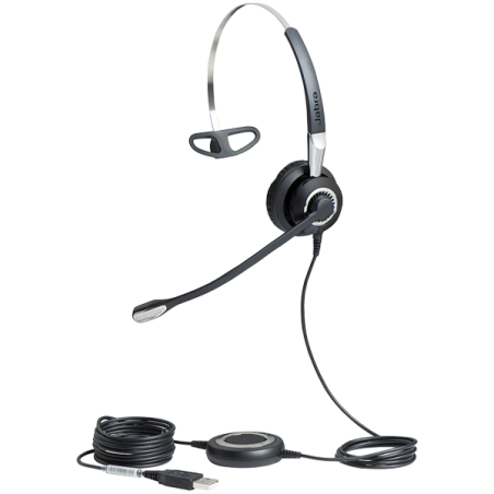 Auricular Jabra BIZ 2400 II MS USB Mono