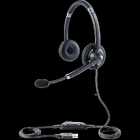 Auricular Jabra Voice 750 MS USB Dúo