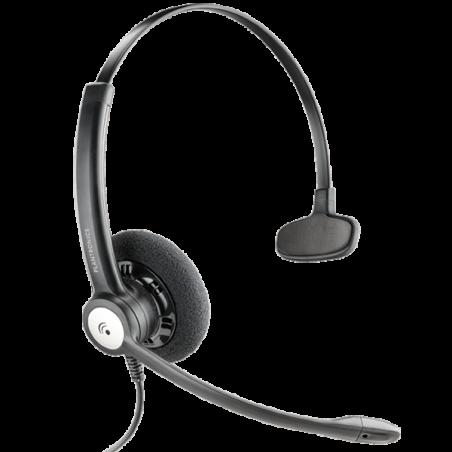 Auricular Plantronics Entera HW111N-M USB Mono