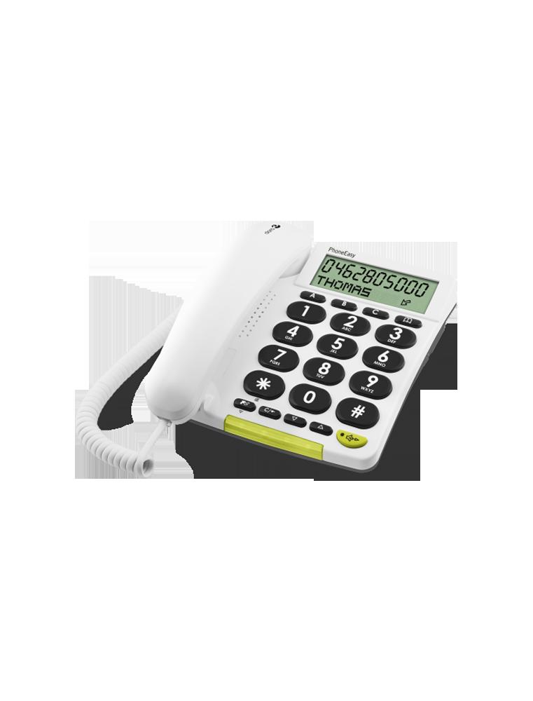 Teléfono Doro 5641 PhoneEasy 312 Cs