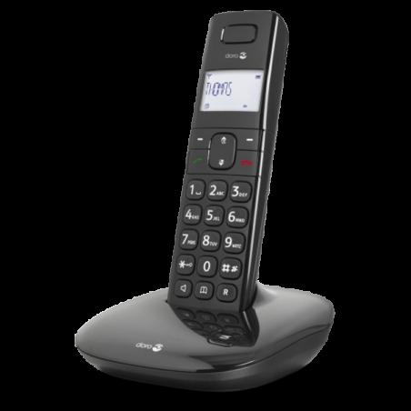 Teléfono Doro Confort 1010 Negro