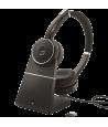 Auricular Jabra EVOLVE 75 MS Dúo + Base Descolgadora