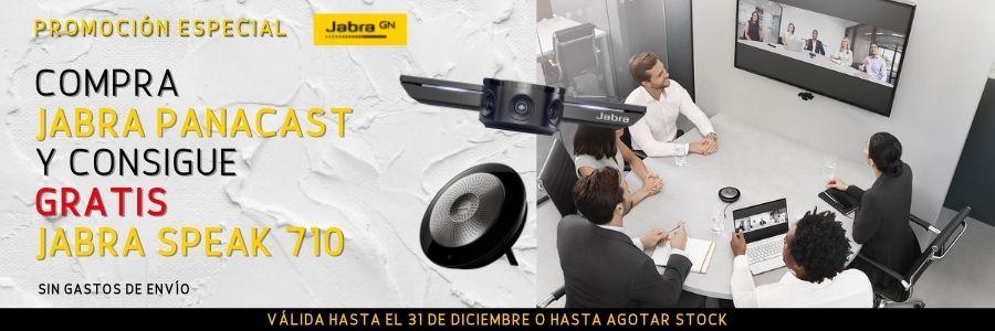 Promoción Jabra PanaCast