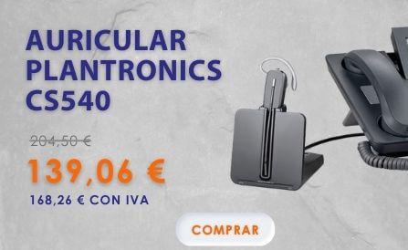 Oferta Auricular Plantronics CS540